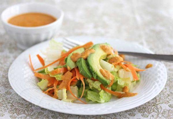 Japanese salad dressing