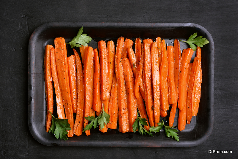 Coriander-glazed-carrots