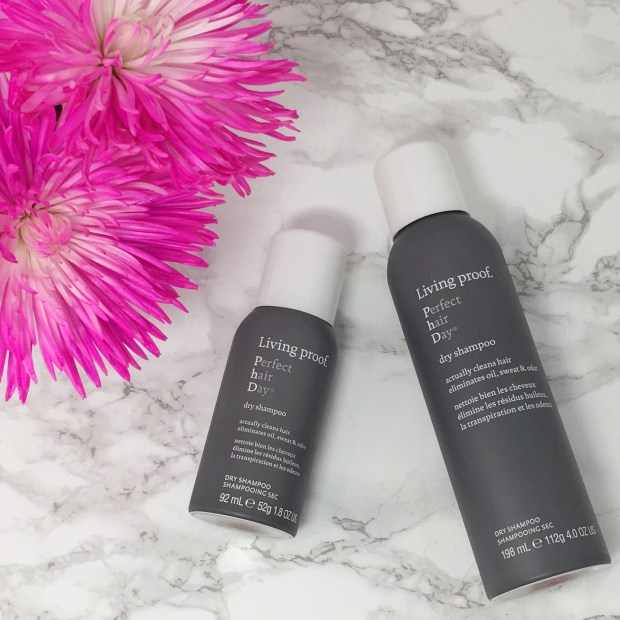 Living Proof Dry Shampoo Full and Travel