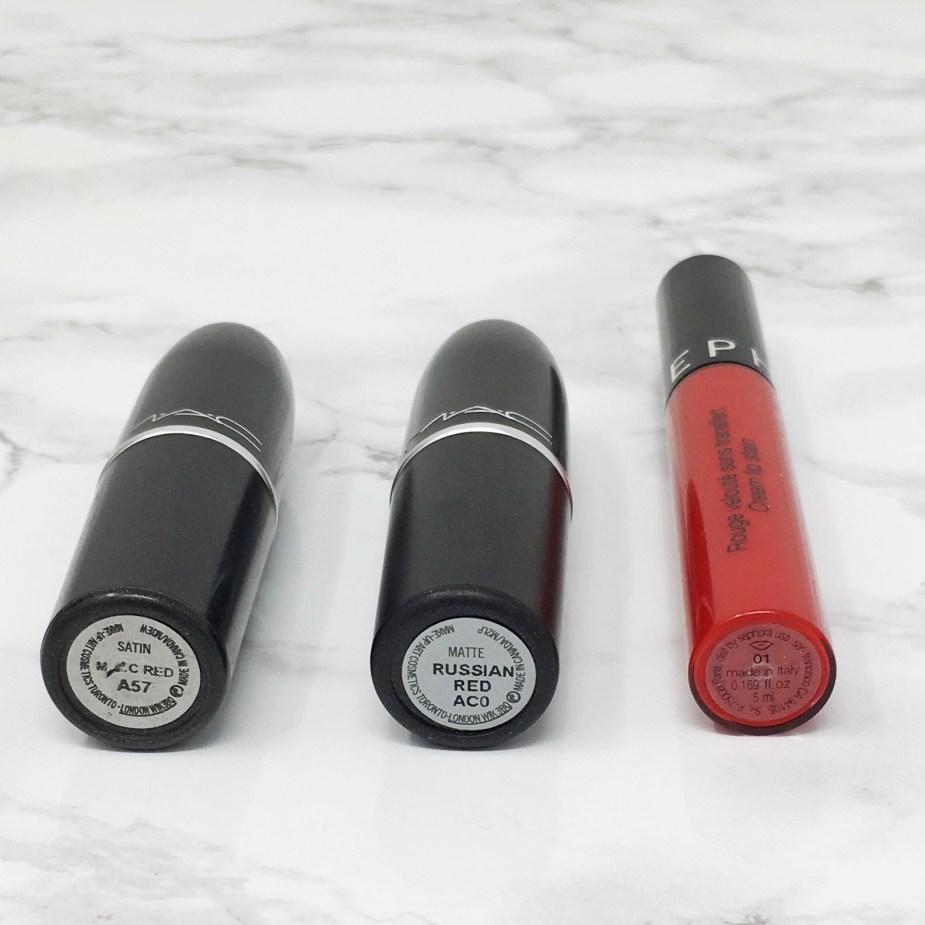 Red Lipstick 03