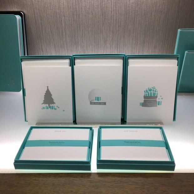 Tiffany Notecards