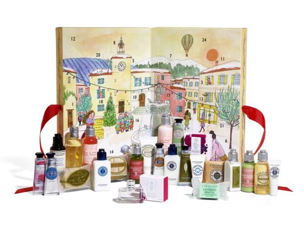 Best Beauty Advent Calendars Loccitane Signature 02