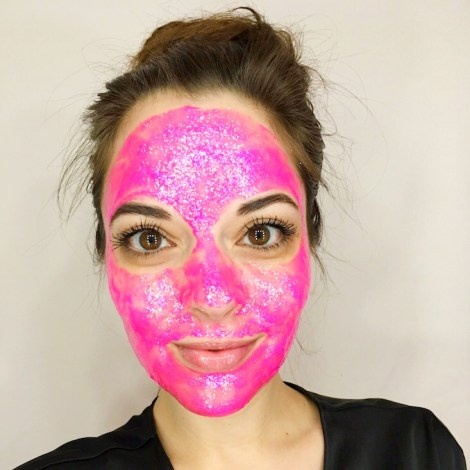GlamGlow My Little Pony Mask 04