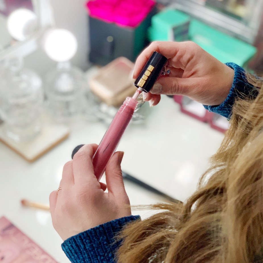 Sephora Best Sellers Pat McGrath Lust Gloss Divine Rose