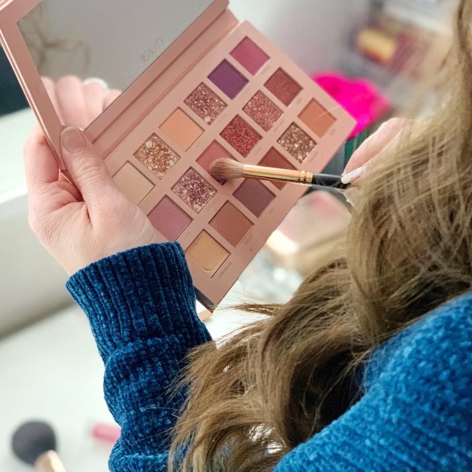 Sephora Best Sellers 2019 Huda Beauty New Nude Eyeshadow Palette