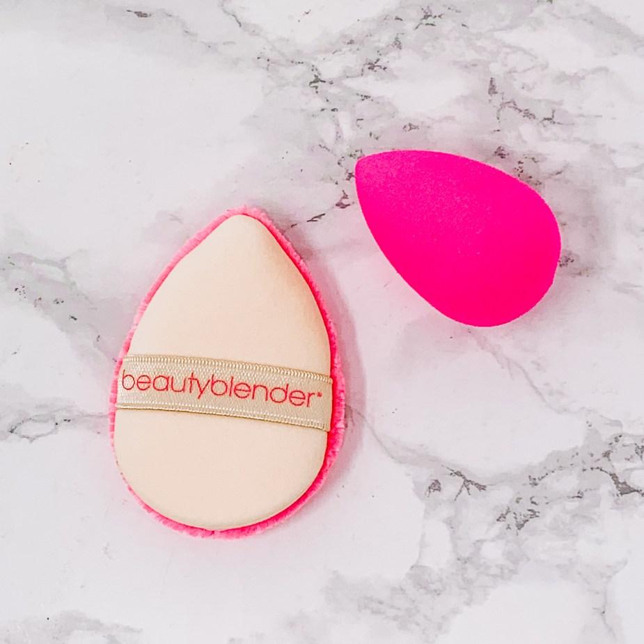 Beauty Blender and Beauty Blender Puff
