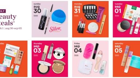 Ulta 21 Days of Beauty 2020 Sale Week 1