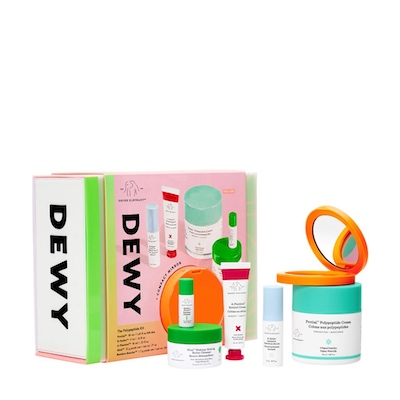 Drunk Elephant Holiday Kits 2020 - Dewy The Polypeptide Kit