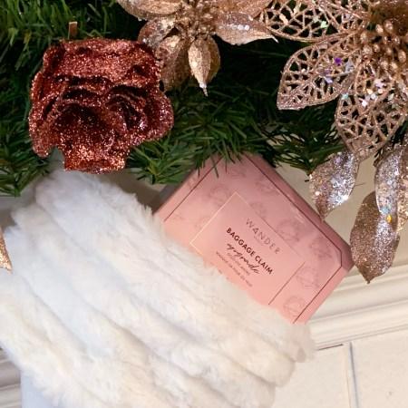 2020 Wander Beauty Holiday Gift Sets - Baggage Claim Upgrade.