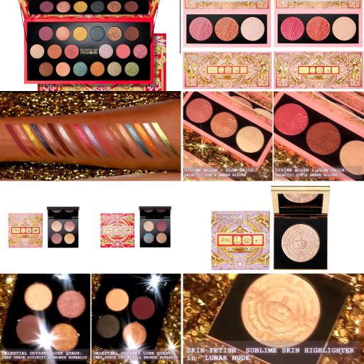Pat McGrath Labs Holiday 2021 Celestial Odyssey Collection