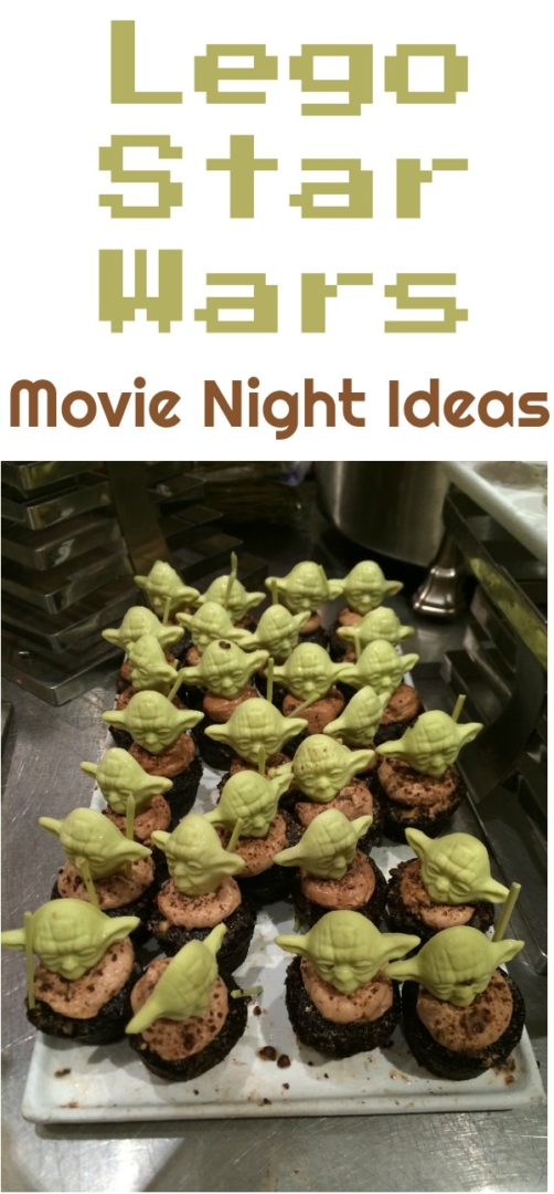 Lego Star Wars Movie Night | Always Moving Mommy | Use these tips for a fun-filled Star Wars movie night with your favorite Jedis