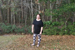 Have you been caught in the leggings craze? -- so many different options to choose from. Check out our comparison of two different brands | www.alwaysmovingmommy.com