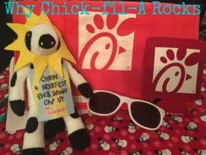 3 Reasons Chick-fil-A Stands Out | Always Moving Mommy | There are lots of fast food choices but these reasons are why Chick-fil-A stands out from the rest.