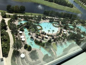 Hilton Bonnet Creek Orlando Review | Always Moving Mommy
