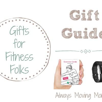 Gift Guide: Gift Ideas for Fitness Folks