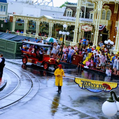 Things You Can Do in the Magic Kingdom When it Rains