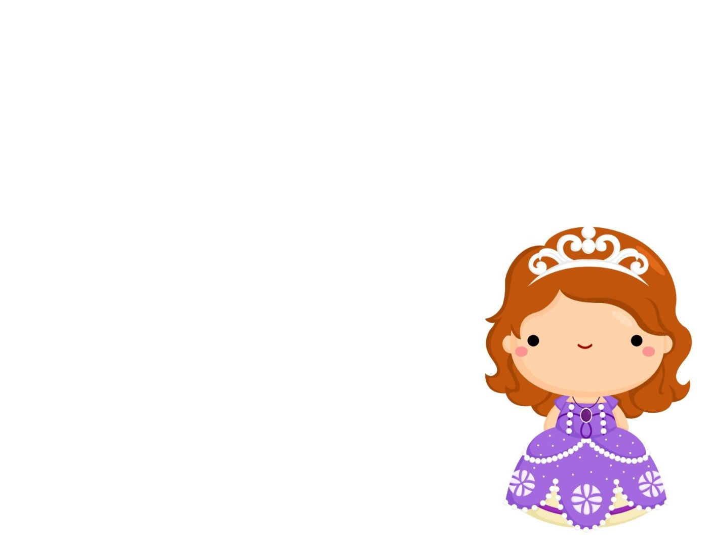 Sofia the First autograph page | AlwaysMovingMommy.com