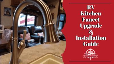 AOL_ RV Kitchen Faucet