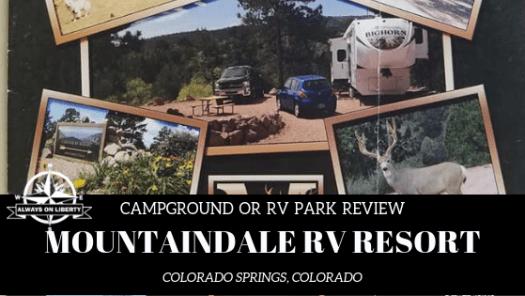 AOL - Mountaindale RV Resort