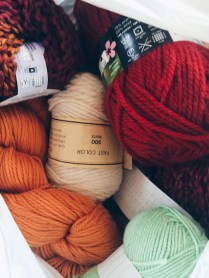 Maybe I spent a ton of money on yarn and maybe I don't care