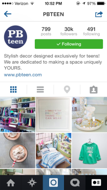 pbteen: Because I love all things Pottery Barn.