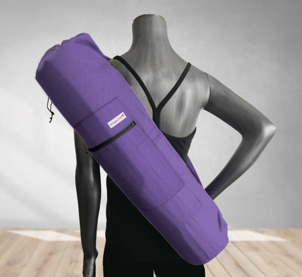 Purple Yoga Bag 201913A