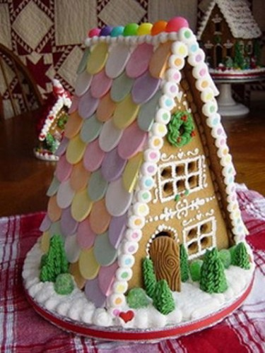 Round Up Of Gingerbread Houses Always The Holidays