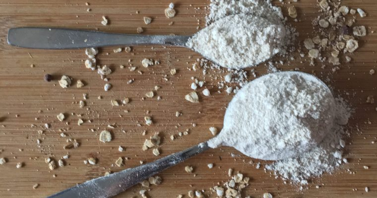 Gluten-free flour power