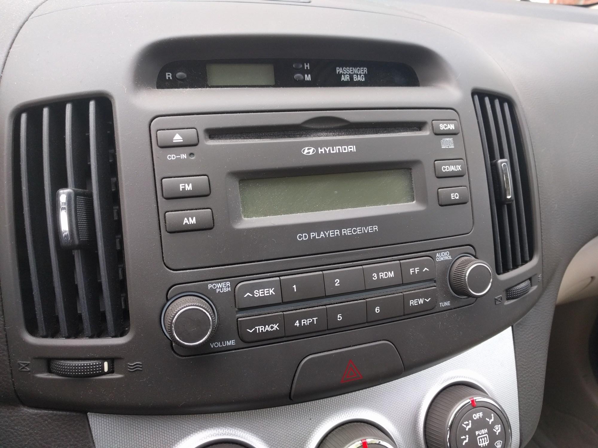 hight resolution of installing a new car stereo in 2007 2009 hyundai elantra u2013 always09 hyundai elantra stereo
