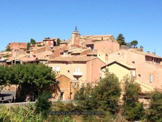 Roussillon Village @ Luberon, France 15