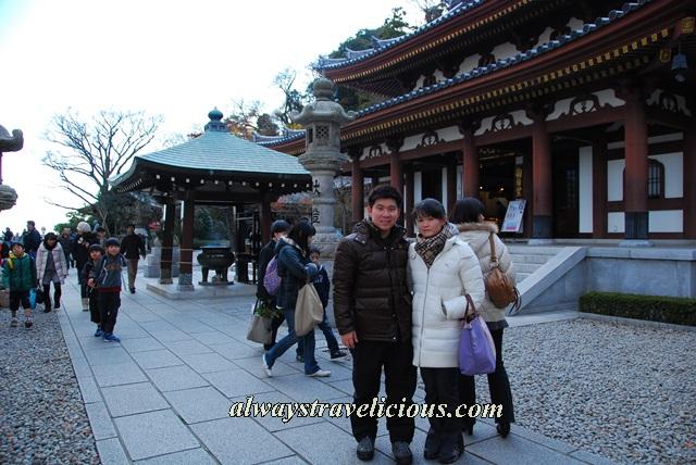 Hasedera Temple Kamukura Japan 8