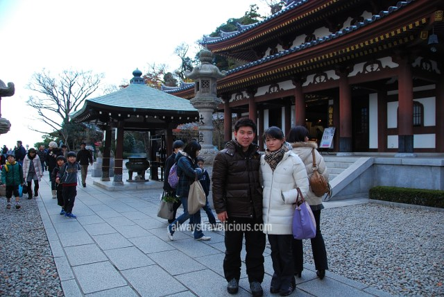 Hasedera (Hase Temple)