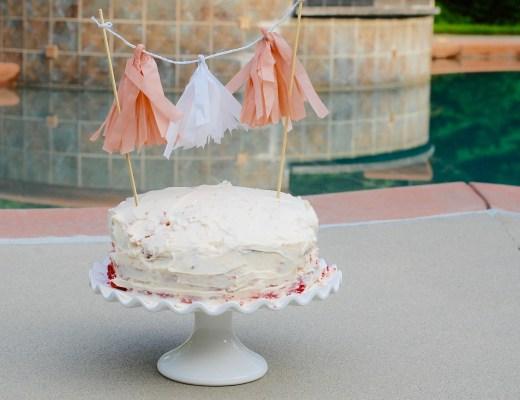 A2F 25th Birthday Cake