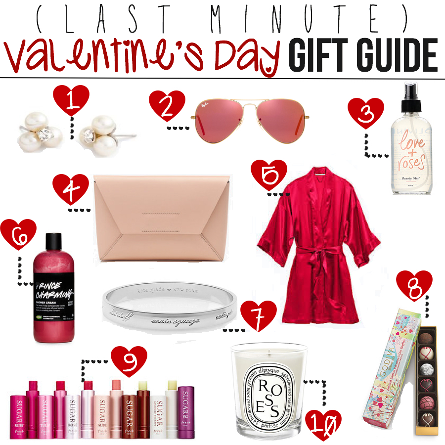 A2F Last Minute Valentine's Day Gift Guide