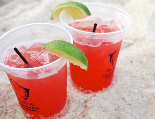 A2F Summer 2016 Bucket List cranberry drinks