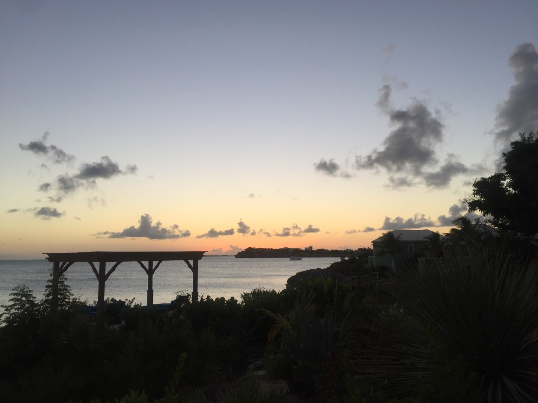 A2F Turks and Caicos Sunset View