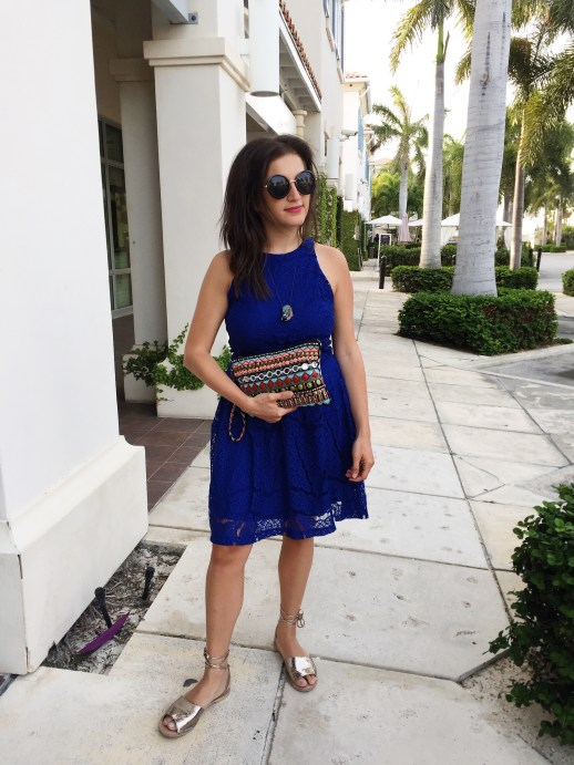 A2F Turks and Caicos Dania outfit target dress