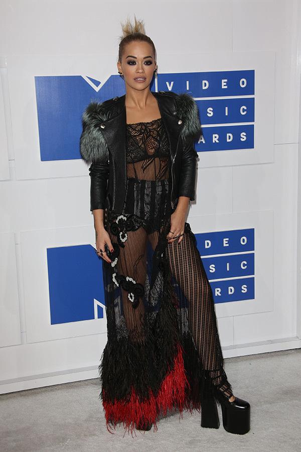 A2F Best Dressed: Rita Ora