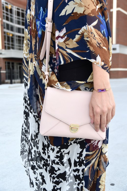 forever 21 pink purse