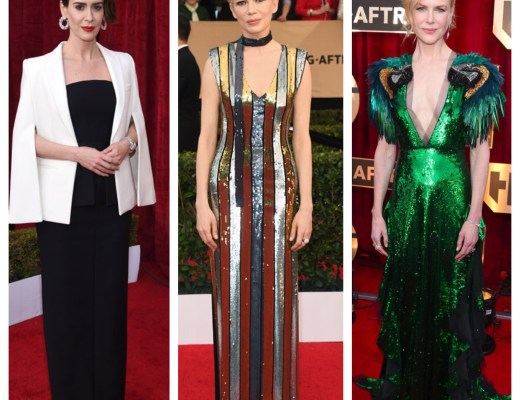 Best Dressed: 2017 Screen Actor's Guild Awards Feature Image