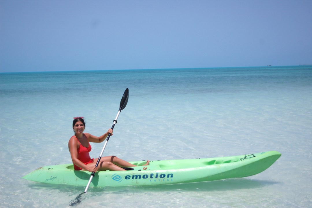 A2F Turks and Caicos Canoeing