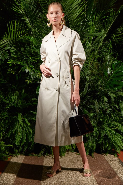 A2F NYFW S/S 2018 Trench Trend Kate Spade New York