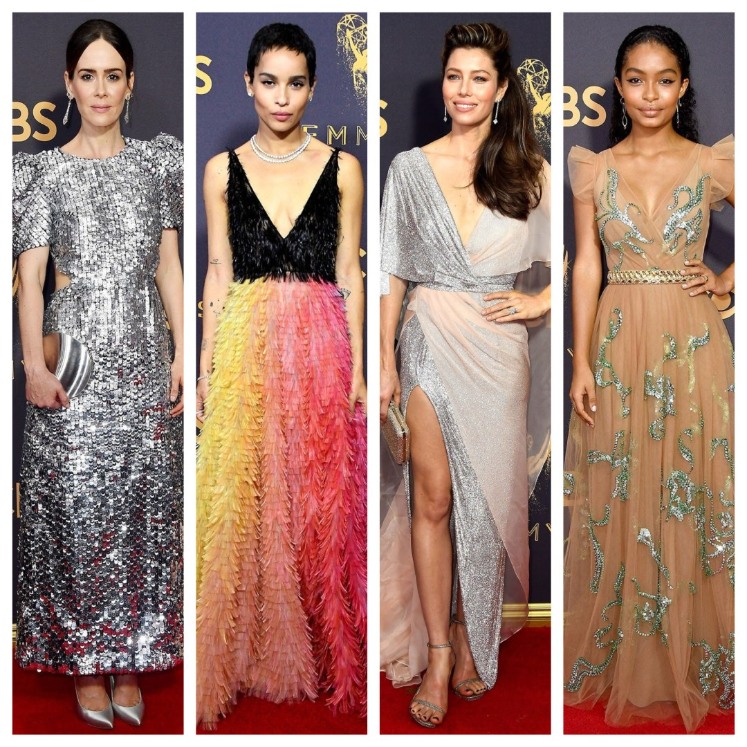A2F Best Dressed: 2017 Emmy Awards Feature Image