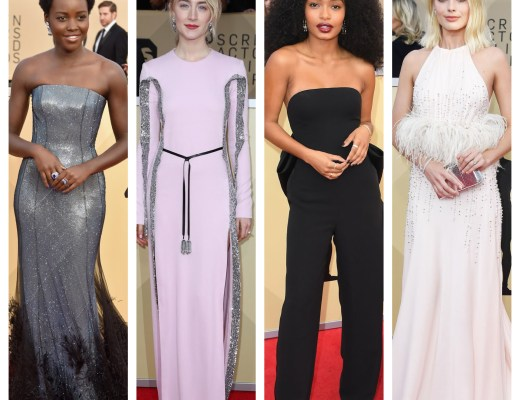 A2F Best Dressed: 2018 SAG Awards Feature Image