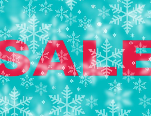 A2F Snow Day Sale Feature Image