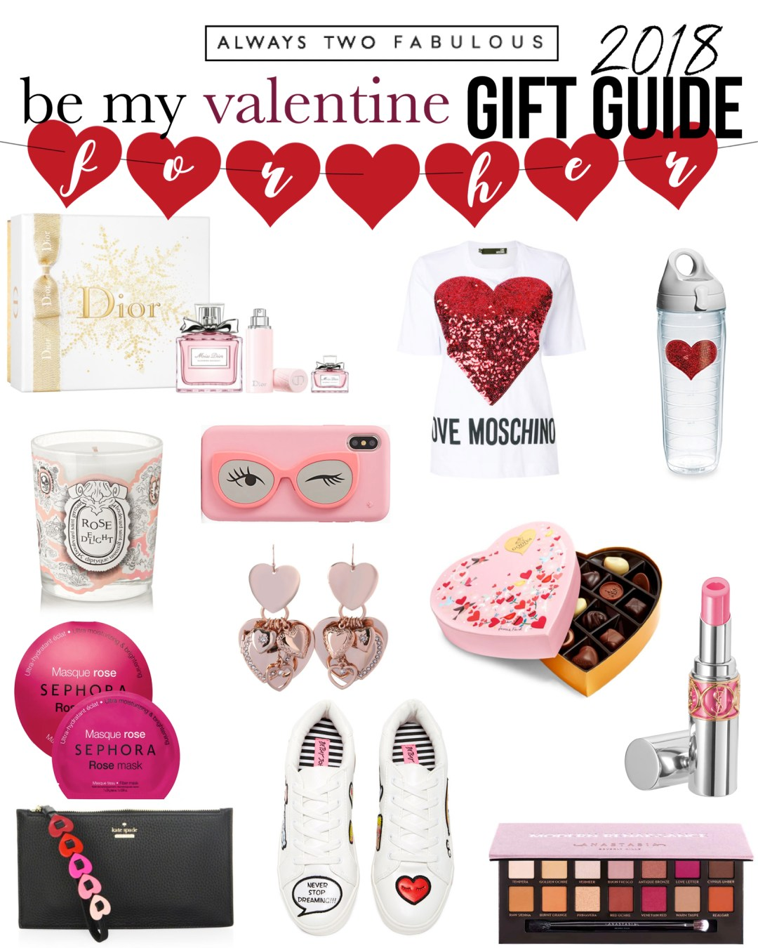 A2F Valentine's Day Gift Guide - For Her