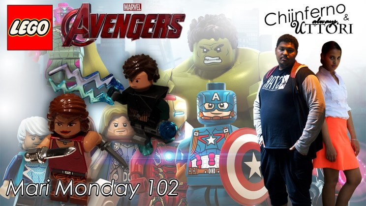 2 INTJs Play Lego Avengers