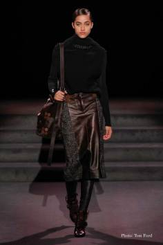 Tom Ford, 2016 Ready-to-Wear, Look 18. Vogue.com
