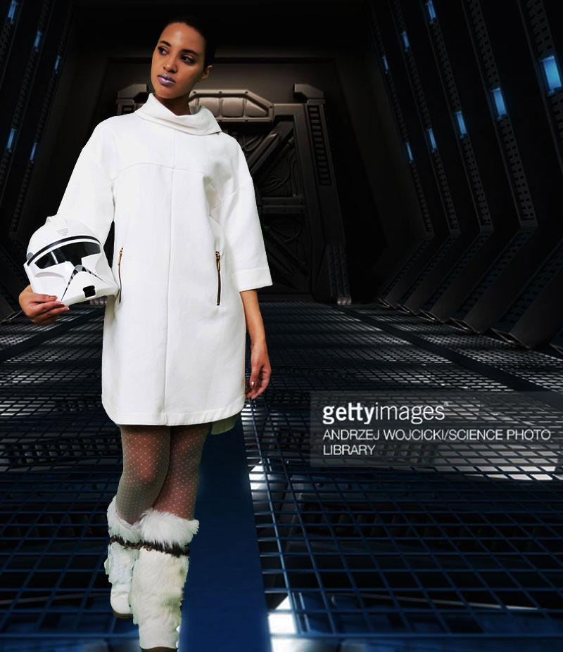 Always Uttori Subtleween: Stormtrooper