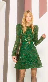 Pre-fall 2017. Elie Saab. Vogue.com. INTJ Fashion Trends for 2017. Alwaysuttori.com